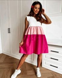 Šaty - kód 81777 - 2 - farebná