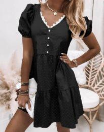 Šaty - kód 8292 - čierná