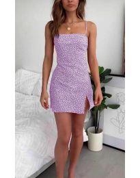 Šaty - kód 2013 - fialová