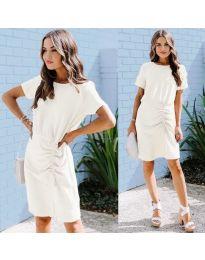 Šaty - kód 835 - biela