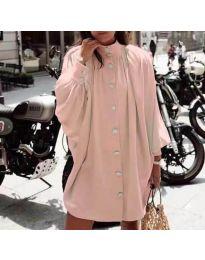Šaty - kód 0899 - ružová