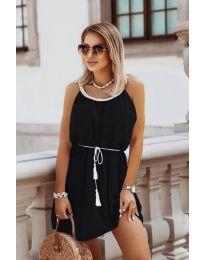 Šaty - kód 8800 - čierná