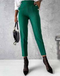 Nohavice - kód 4895 - zelená