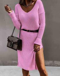 Šaty - kód 6829 - fialová