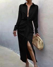 Šaty - kód 6459 - čierná
