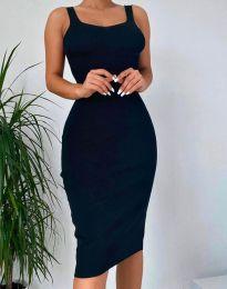 Šaty - kód 10122 - čierná