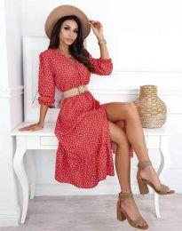 Šaty - kód 8234 - viacfarebné