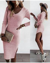 Šaty - kód 884 - ružová