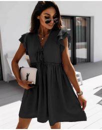Šaty - kód 2093 - čierná