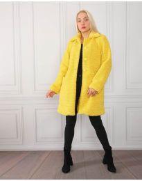 Kabát - kód 1615 - žltá
