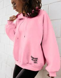 Blúza - kód 4229 - ružová