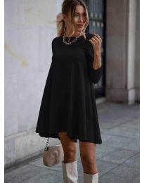 Šaty - kód 371 - čierná