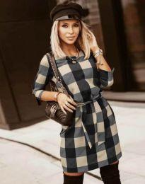 Šaty - kód 3794 - viacfarebné
