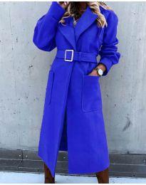 Kabát - kód 423 - modrá