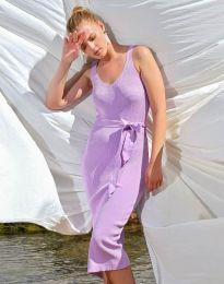 Šaty - kód 2721 - fialová