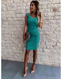 Šaty - kód 1104 - zelená
