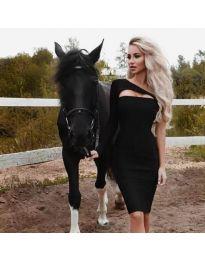 Šaty - kód 955 - čierná