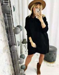 Šaty - kód 2933 - čierná