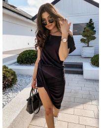 Šaty - kód 138 - čierná