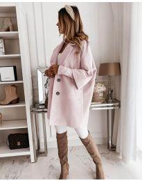 Kabát - kód 916 - ružová