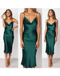 Šaty - kód 282 - zelená