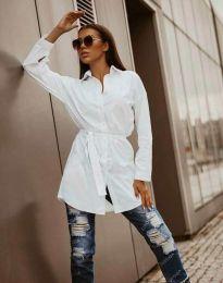 Košeľa - kód 6739 - biela