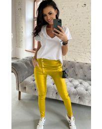 Nohavice - kód 954 - žltá