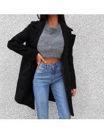 Kabát - kód 950 - čierná