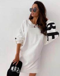 Šaty - kód 1746 - biela