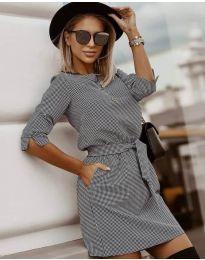 Šaty - kód 3060 - 1 - viacfarebné
