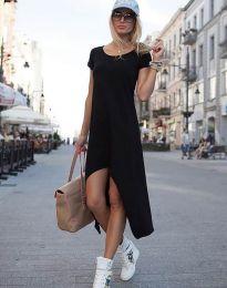 Šaty - kód 5507 - čierná