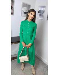 Šaty - kód 185 - zelená