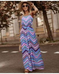 Šaty - kód 9852 - viacfarebné