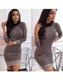 Šaty - kód 3292 - 1 - viacfarebné