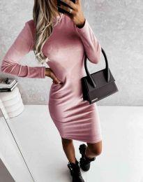 Šaty - kód 9368 - ružová