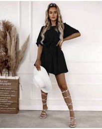 Šaty - kód 13131 - čierná