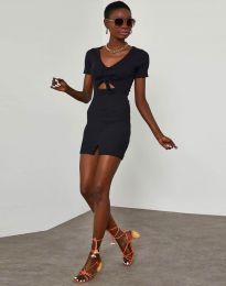 Šaty - kód 1294 - čierná