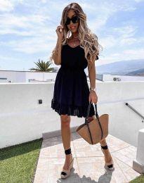 Šaty - kód 6460 - čierná