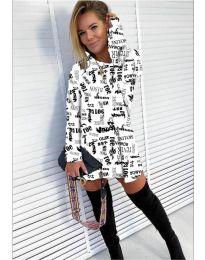 Šaty - kód 9790 - 3 - viacfarebné