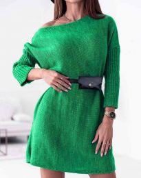 Šaty - kód 5142 - zelená