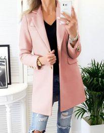 Kabát - kód 4679 - pudrová