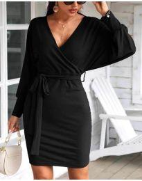Šaty - kód 1197 - čierná