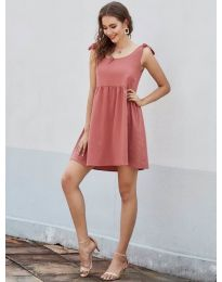 Šaty - kód 2255 - оranžová