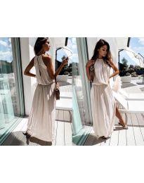 Šaty - kód 708 - biela