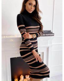 Šaty - kód 5980 - 5 - viacfarebné