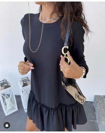 Šaty - kód 2078 - čierná