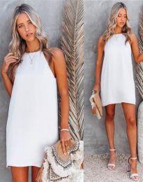 Šaty - kód 2169 - biela