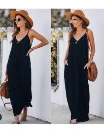 Šaty - kód 0209 - čierná