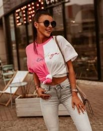 Tričko - kód 0563 - 1 - farebná