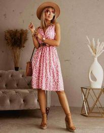 Šaty - kód 5488 - 6 - viacfarebné
